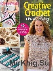 Creative Crochet - Spring 2016