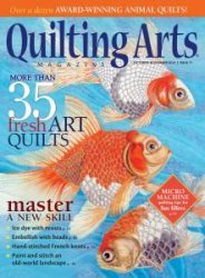 Quilting Arts №77 2015