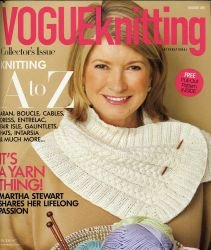Vogue Knitting - Holiday 2011