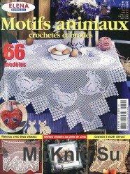 Motif animaux crochetes et brodes №32 2005