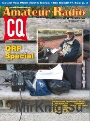 CQ Amateur Radio №2 2016