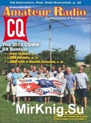 CQ Amateur Radio №4 2016