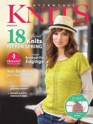 Interweave Knits - Spring 2015