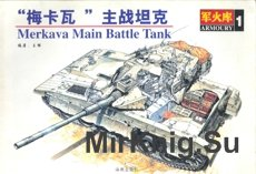 Merkava Main Battle Tank (China Armor Power)