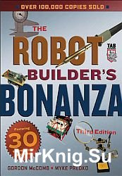 The Robot Builder's Bonanza, 3-rd edition