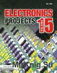 Electronics Projects. Volume 15
