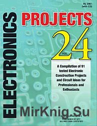 Electronics Projects. Volume 24
