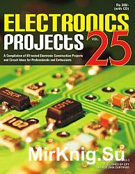 Electronics Projects. Volume 25