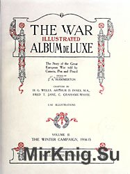 The War Illustrated Album de Luxe. Volume 2
