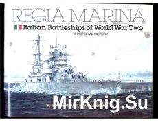 Regia Marina Italian Battleships of WW II