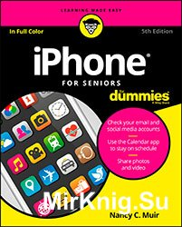 iPhone For Seniors For Dummies 5th Edition