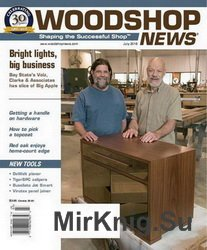 Woodshop News №7 2016