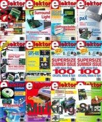 Elektor Electronics №№1-12 2008