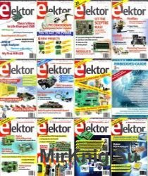 Elektor Electronics №№1-12 2010