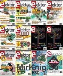 Elektor Electronics №№1-12 2012