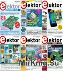 Elektor Electronics №№1-12 2015