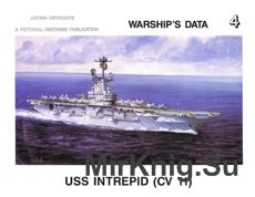 Warship's Data 4 USS Intrepid CV-11