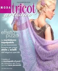 Moda Tricot Artistico 2010