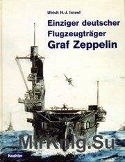 Einziger deutscher Flugzeugtraeger Graf Zeppelin