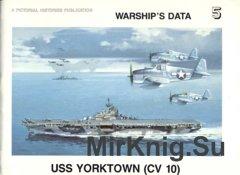 Warship's Data 05 USS Yorktown (CV-10)