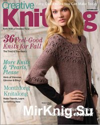 Creative Knitting Autumn 2014
