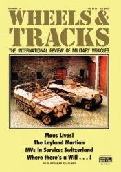Wheels & Tracks №23