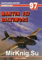 Martin 187 Baltimore (AJ-Press Monografie lotnicze 97)