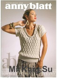 Anny Blatt Issue 208
