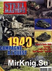 1940 Campagne a L'Ouest (Steel Masters Hors-Serie №5)