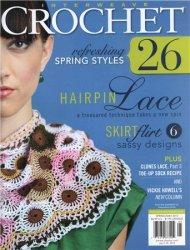 Interweave Crochet - Spring 2012