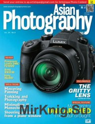 Asian Photography June 2016