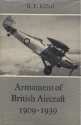Armament of British Aircraft 1909-1939