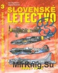 Slovenske Letectvo 1944-1945 Vol.3