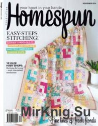 Australian Homespun  November 2014