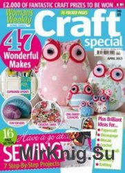 Craft from Woman's Weekly April 2013