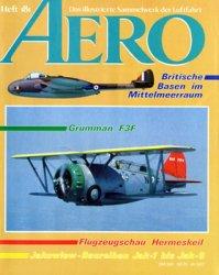 Aero: Das Illustrierte Sammelwerk der Luftfahrt №181