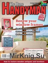 The Home Handyman - June 2016