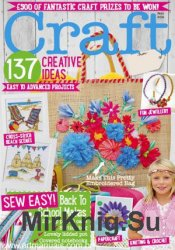 Craft from Woman's Weekly September 2014