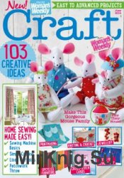 Craft from Woman's Weekly - June 2014
