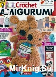 Tejido Practico Crochet: Amigurumi №1 2015