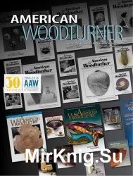 American Woodturner - June 2016