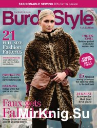 BurdaStyle Winter 2015