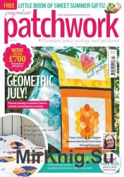 Popular Patchwork  July 2015