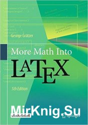 More Math Into LaTeX
