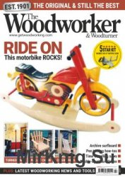 The Woodworker & Woodturner - July 2016