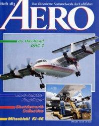 Aero: Das Illustrierte Sammelwerk der Luftfahrt №183