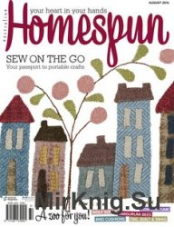 Australian Homespun August 2014
