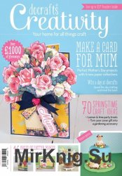Docrafts Creativity Issue 56 March 2015