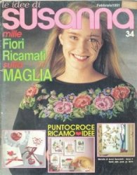 Le idee di Susanna №34 Febbraio1991