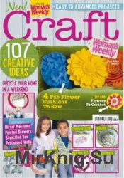 Craft from Woman's Weekly May 2014